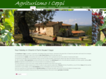 Farm House i Ceppi, your Holiday in Chianti