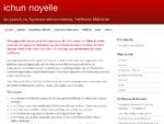 I-Chun Noyelle | acupunture, hypnose ericksonienne, méthode Mézières à Paris