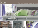 ICON Textiles, Furnishing Fabric, Fabrics For Furnishing, Wallpapers, Furnishing Fabrics And Tex