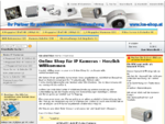 ICS- Shop für IP Camera Überwachung.