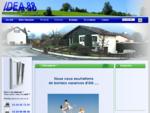 Idéa 88, fenàªtres, portes, portes de garage, portails PVC ALU à Sainte-marguerite (Saint dié -