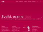 Web dizainas, interneto svetainių kūrimas, reklama internete, firminis stilius mdash; idea. lt