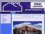 Ideal Adaptacije - adaptacije kuća, stanova, potkrovlja, uređivanje kupatila, kuhinja