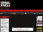 IDEAL PRESS Είδη προστασίας εργαζομένων φόρμες εργασίες στολές για διάφορα επαγγέλματα διαφημιστικά ..