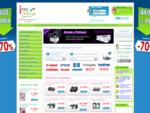 Idéalshop - Cartouches d'encre pour imprimantes HP, Canon, Epson, Lexmark, Brother, etc. cart