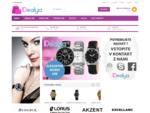Kvalitetne ženske in moške ure. Vedno v trendu - Idealya.si