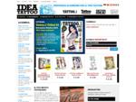 Tatuaggi Disegni, Immagini e Foto nella Rivista Idea Tattoo