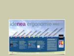 Agence conseil en ergonomie - Idenea ergonomie - Rhone Alpes - Grenoble