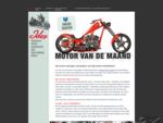 IDEX voor taxatie van Harley-Davidson, Buell, Indian, BSA, Norton, Ducati, Moto Guzzi en eigen