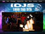 Best Wedding DJs Hire Party DJs Melbourne iDJS Entertainment
