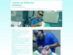 DR. IDO SARRACCO Medico Chirurgo - Medicina Estetica, Agopuntura, Chiropratica - Benevento