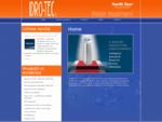 Idro-Tec Manerbio Brescia - Robosoft, addolcitori acqua, depuratori acqua, trattamento acque, im