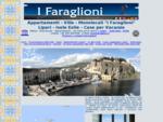 Appartamenti - casa vacanza - ville - monolocali - camere - bungalow - Isole Eolie - isole Lipari