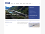 gradbeništvo, inženiring, proizvodnja in vzdrževanje cest raquo; CGP, družba za gradbeništvo