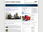 Ignalinos kabelinė televizija | kabelinė televizija laidos internetas