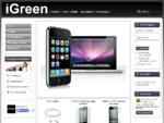 iGreen - Apple produktai ir aksesuarai