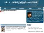 Igreja Evangélica de Sines - Sines