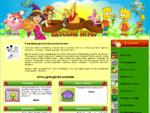 Игры для детей онлайн, развивающие для ребёнка разных лет