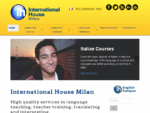 Italian language course Milan. Learn Italian. CELTATEFL courses. International House school in ...