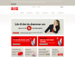 Lån og Kredit til private og erhverv - Ansà¸g online - Ikano Bank