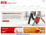 Ikano Bank | Lån, kredittkort og leasing