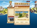 Ikariam je brezplačna spletna igra. Igralčev izziv je voditi ljudi skozi antični svet. Graditi