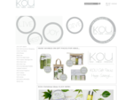 iKOU Natural Candles, Pure SkinCare, BodyCare and Homewares