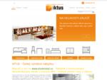 Rohové lavice, sety do kuchyně, jídelní stoly, jídelní židle - IKTUS