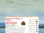 Agriturismo sul Lago Trasimeno Il Palazzo | Umbria