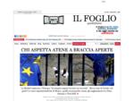 Il Foglio. it - Edizione online