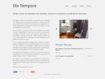 Home - Illo Tempore - Antiek, kunst en interieur