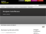 Ilmajoen Autofiksaus