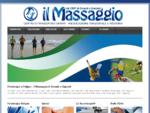 Fisioterapia a Foligno. Centro di Massofisioterapia Il Massaggio di Comodi e Gugolati.