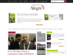 edizioni Alegre - ilmegafonoquotidiano - news before profits