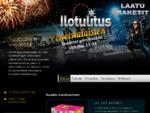 Ilotulitus. fi - Laaturaketit – Ilotulitus – ilotulitteiden suursuosikki jo vuodesta 1948.