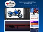 Lefkada motorbike rentals - ilovesantas - Λευκάδα ενοικιάσεις scooters και μοτοσυκλετών.