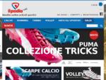 Il Podio Web vendita online articoli sportivi