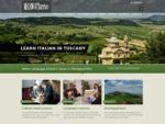 Impara l italiano in Toscana a Scuola di italiano Il Sasso