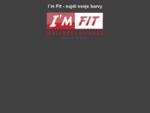 I´m Fit - wellness fitness klub - najdi svoje barvy
