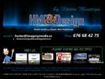 Diseño Gráfico y Diseño Web profesional hector@creacionesHMC. es