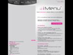 menu, carte dynamique pour i pad pour les bars, restaurants, hotels, clubs, discotheques, ..