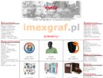 IMEX GRAF Drukarnia - kalendarze, nadruki, długopisy, gadżety, reklamowe, kartki świąteczne, k