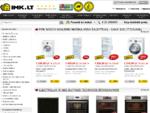 Internetinė parduotuvė IMK. LT | Nemokamas pristatymas Lietuvoje