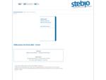 STEBIO | Kunden-Backend