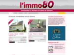 Immo80 annonces immobilières à Amiens et dans la Somme