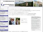 Immobilienbewertung Verkehrswertermittlung Sachverständigenbüro Rheinland Pfalz und Hessen
