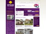 Immobilière de l'Auxois agence immo Pouilly en Auxois achat, vente, location de biens immo