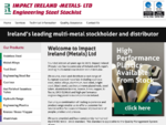 Impact Ireland Metals Ltd