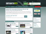 Impianto gpl - Il sito dedicato agli impianti gpl per auto - incentivi, prezzi, distributori gpl e ...