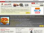 Imponar - maszyny, narzędzia, urządzenia, części | Strona główna